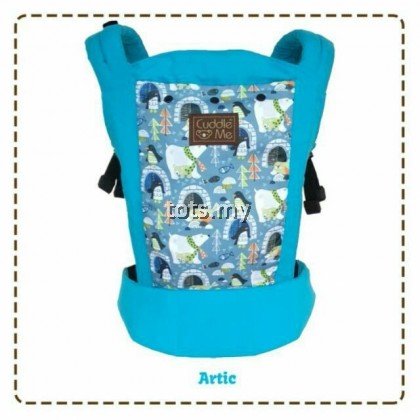 CUDDLE ME LITE CARRIER - ARCTIC